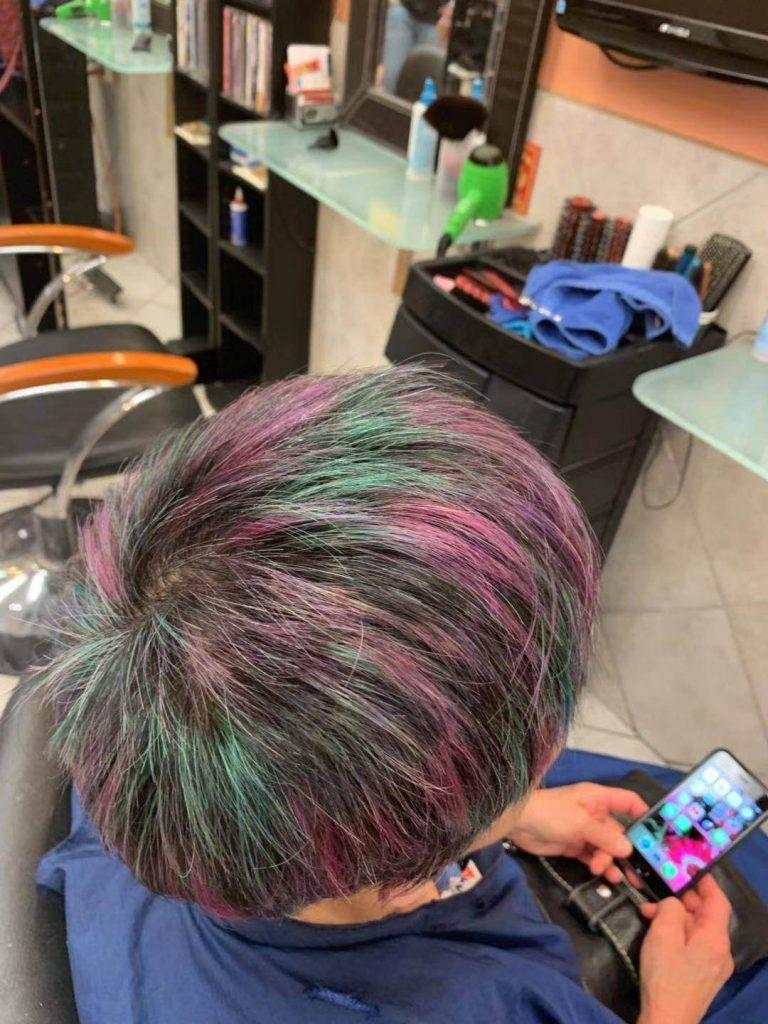 hair salon toronto