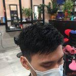 asian men short hair cut
