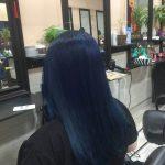 women long hair colour