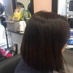 women short bob cut